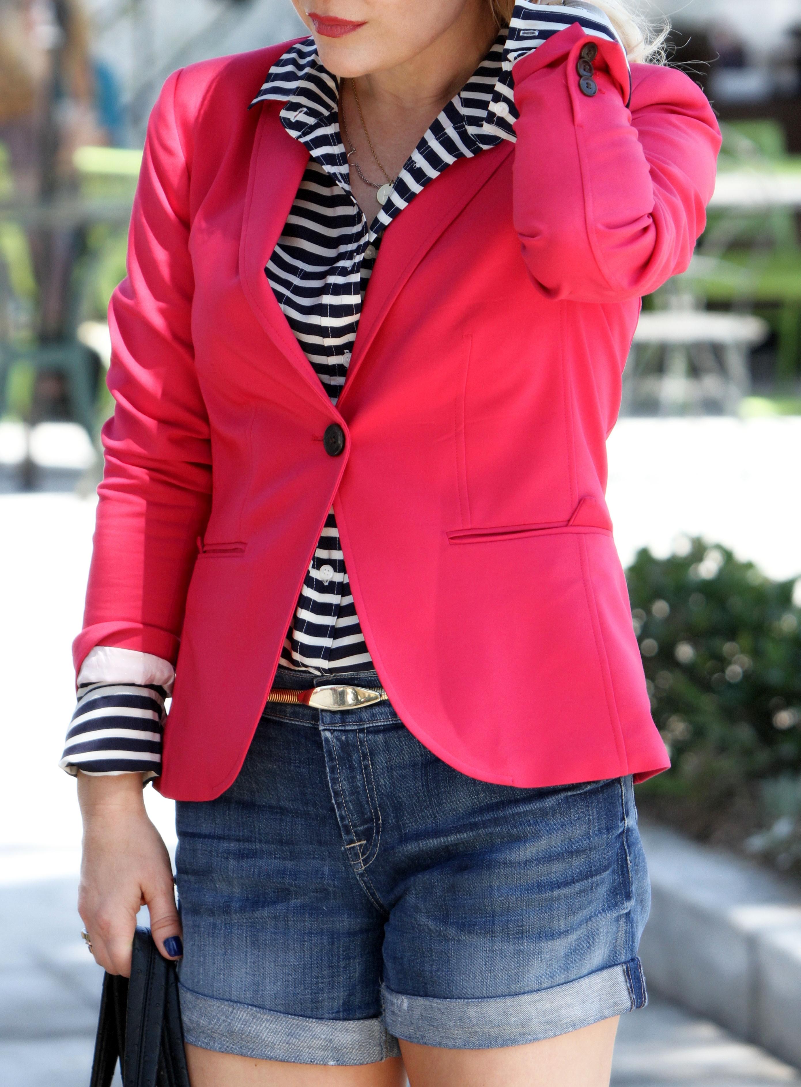 Pink Stripes 5