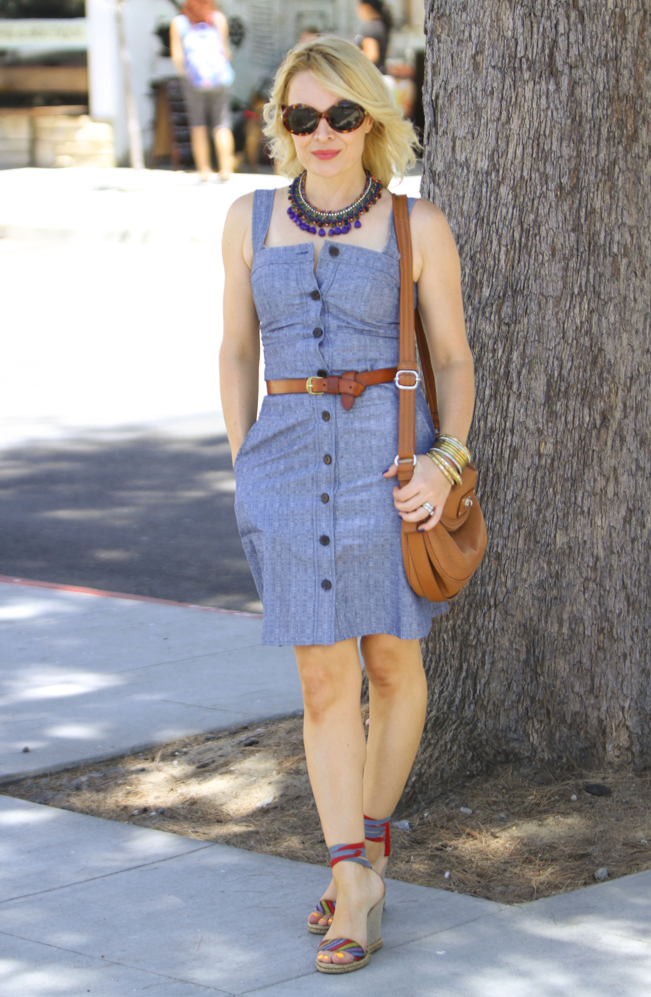 denim dress 7