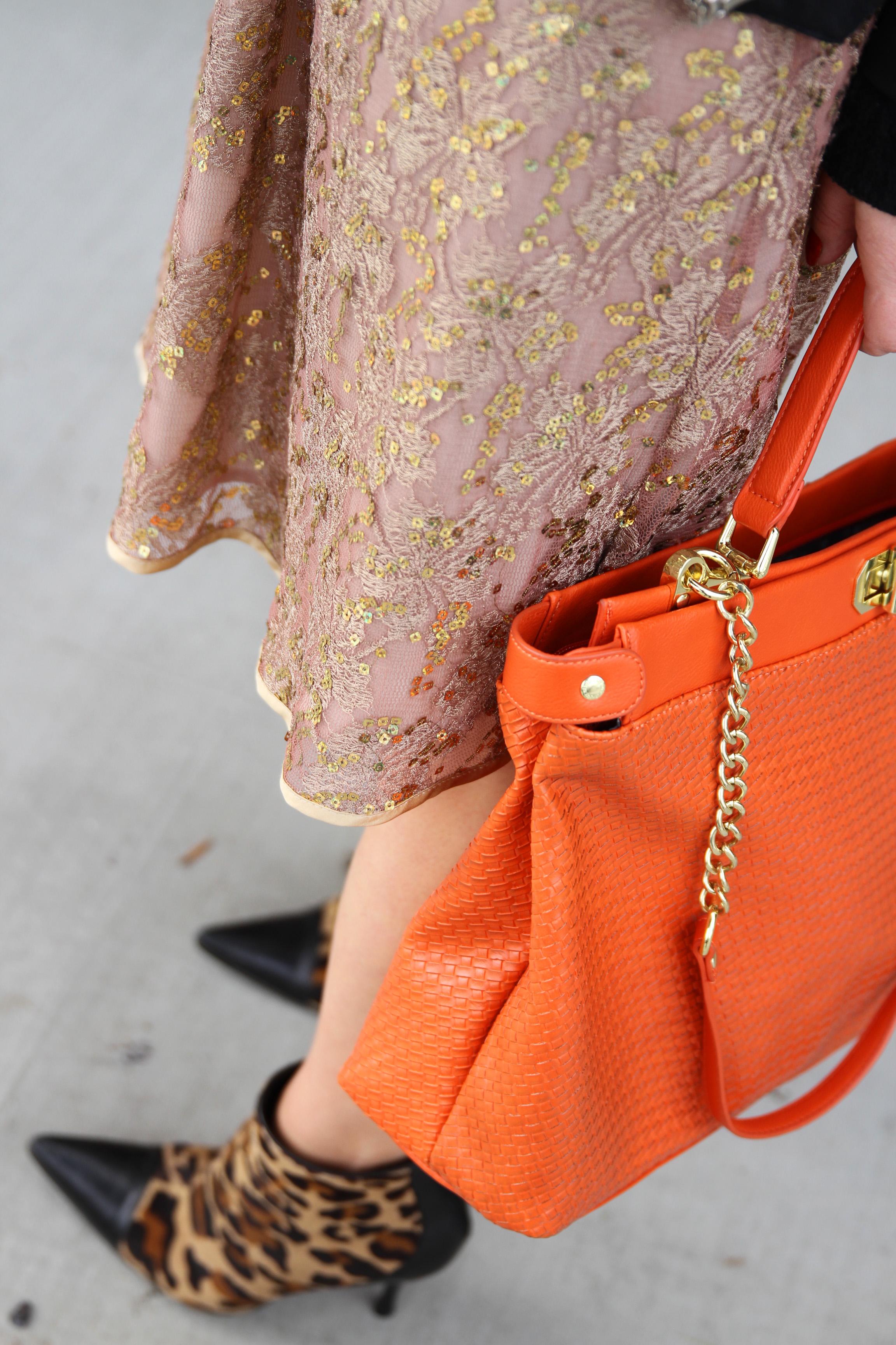 orange glitter 3