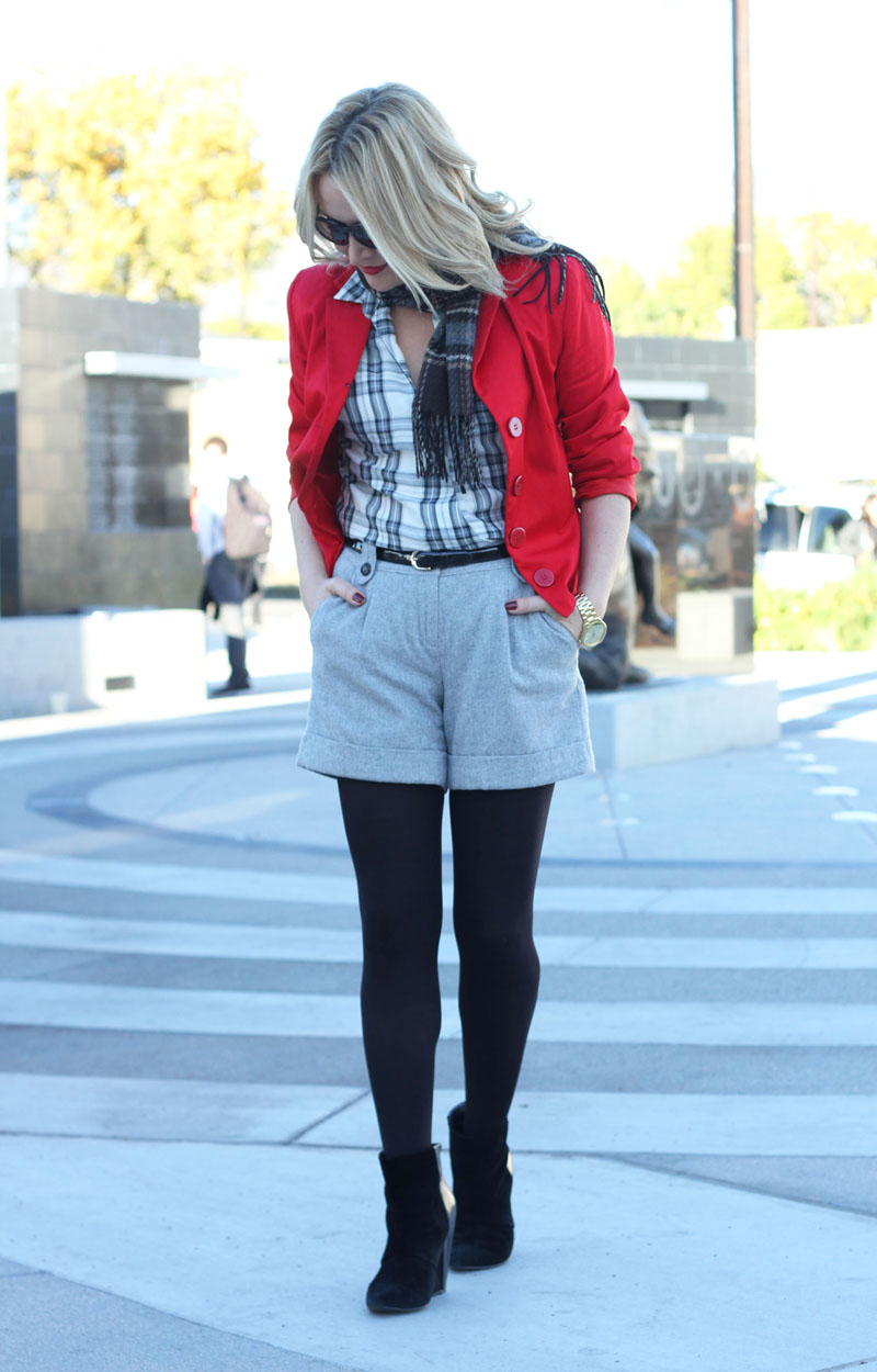 Red and Plaid 1
