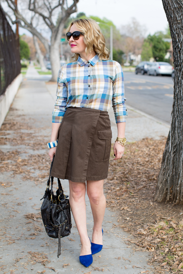 brown and plaid 2