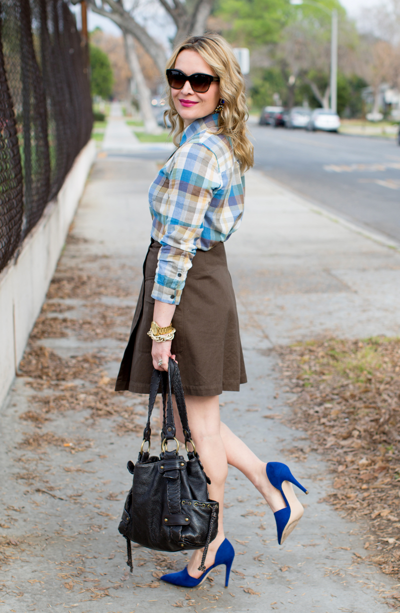 brown and plaid 3