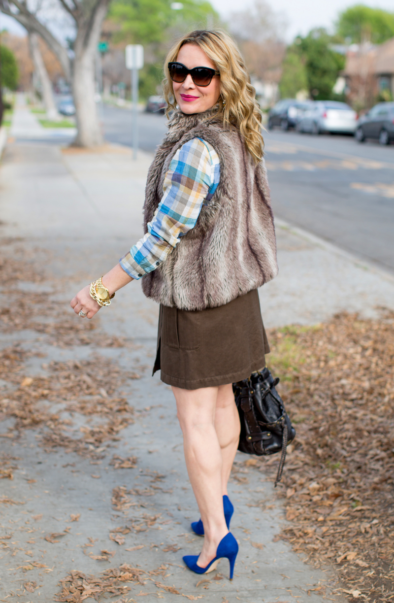 brown and plaid 4