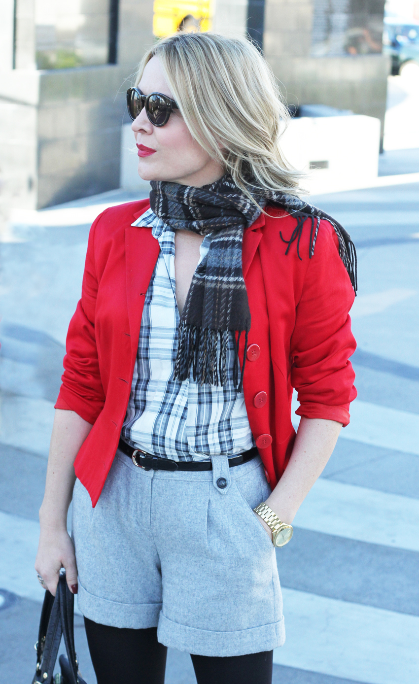 red grey plaid 2