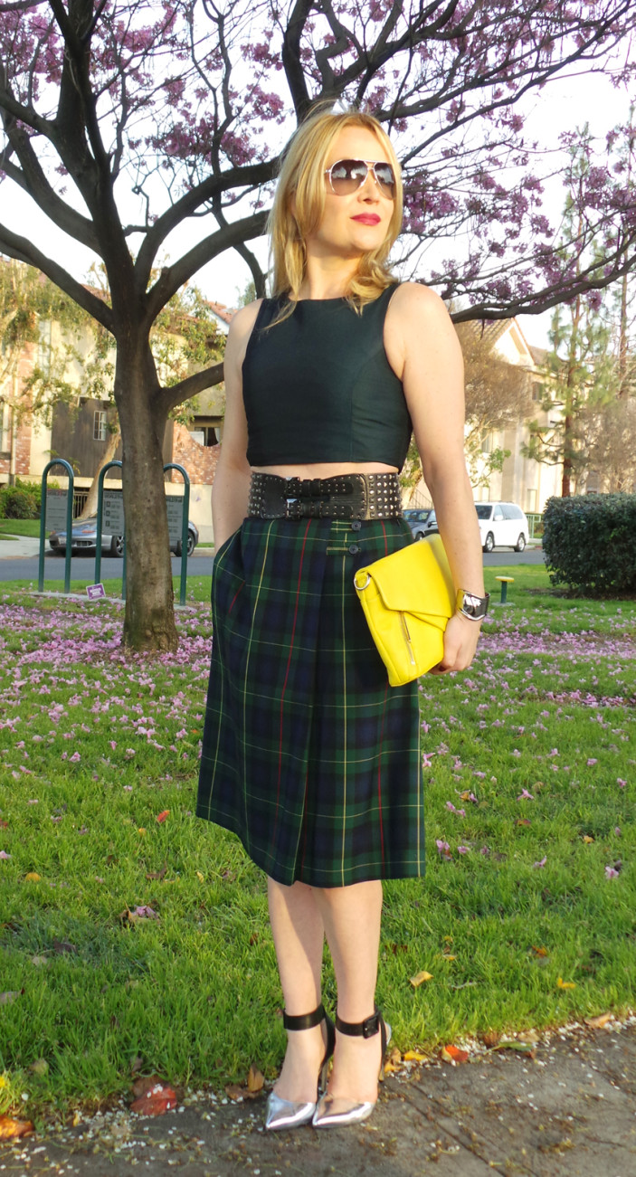 Kilt and Crop 1