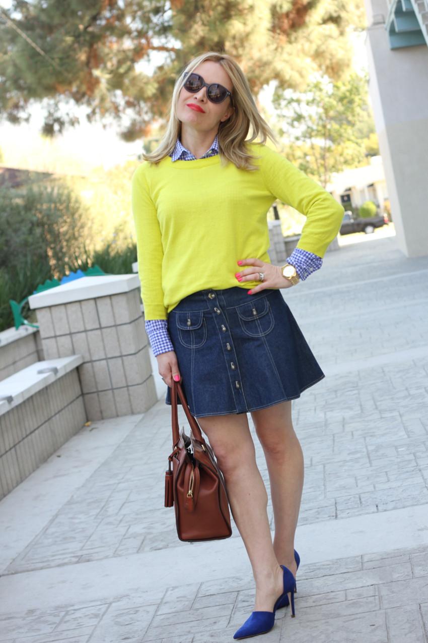 blue yellow 6
