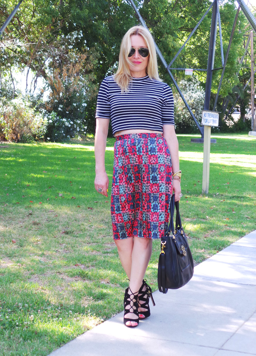floral and stripes 4