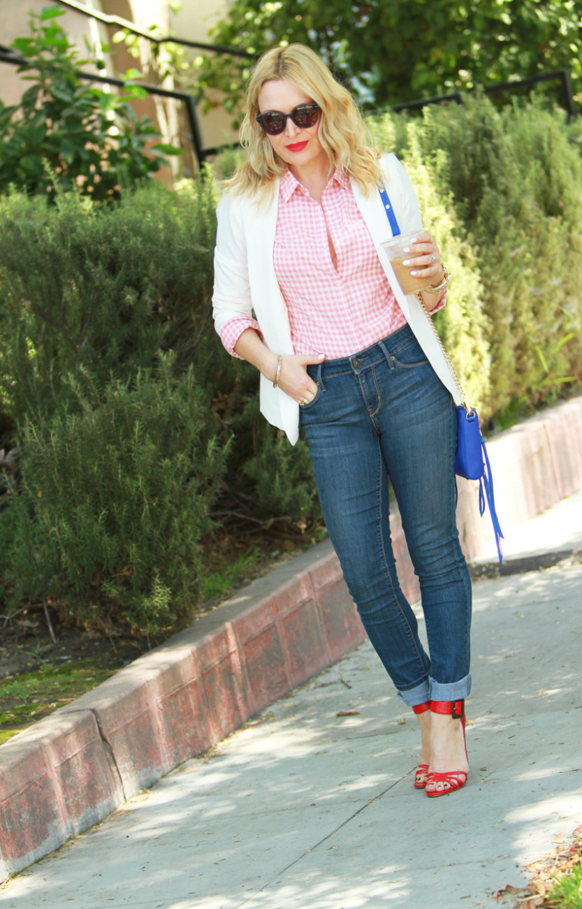 red gingham 6