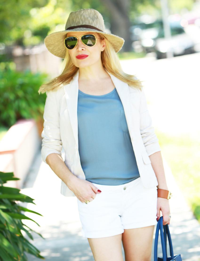 Blue hat 6