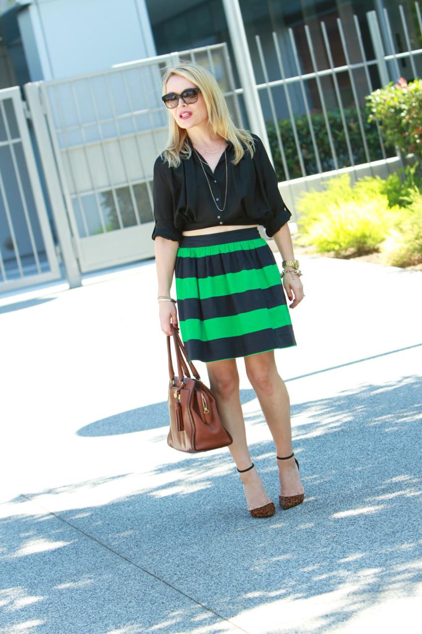 green stripes 1
