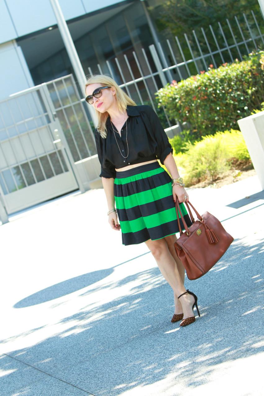 green stripes 2