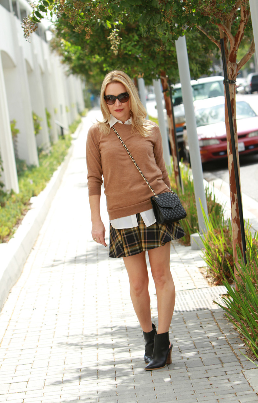 brown plaid 1