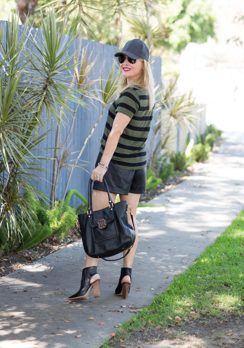 green stripes 8