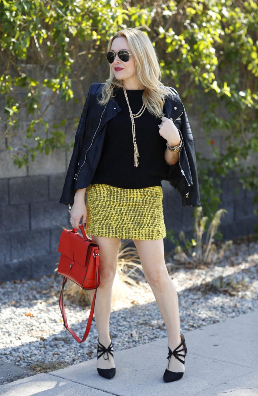 yellow tweed 1
