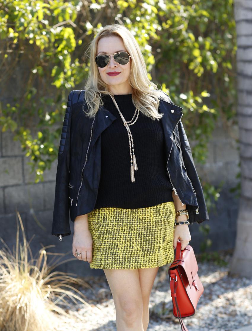 yellow tweed 7