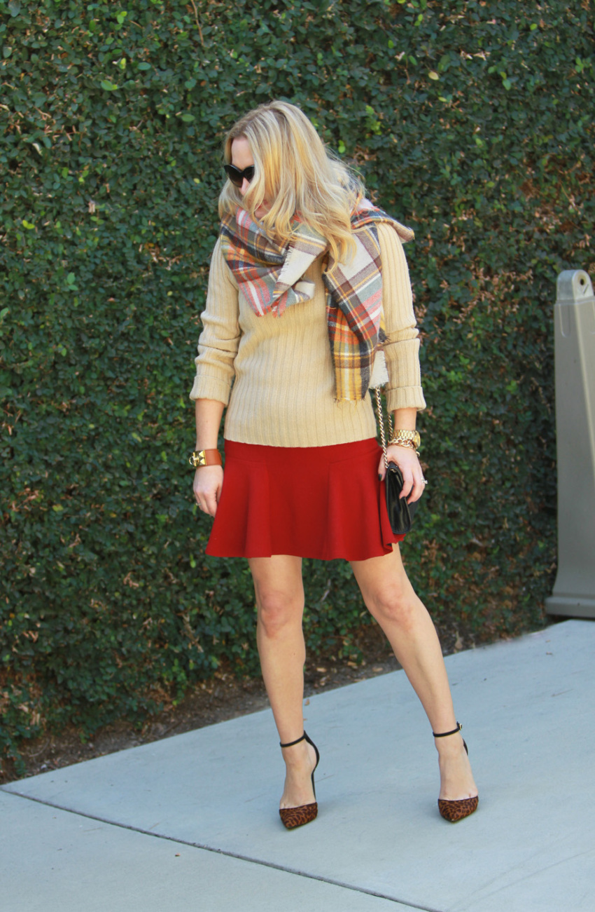 red scarf 7