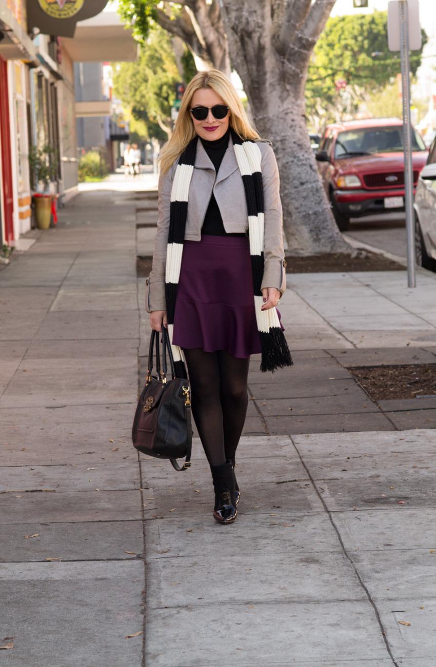 purple skirt 3