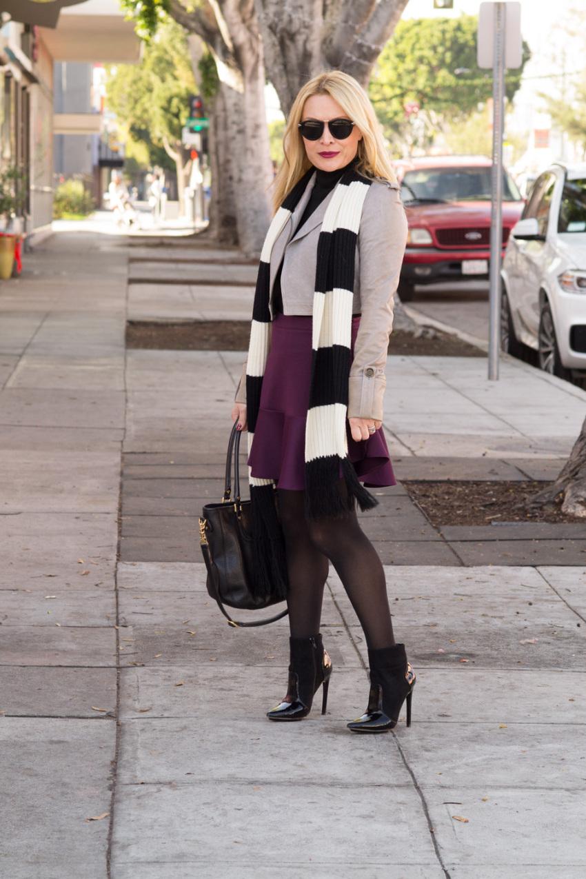 purple skirt 6