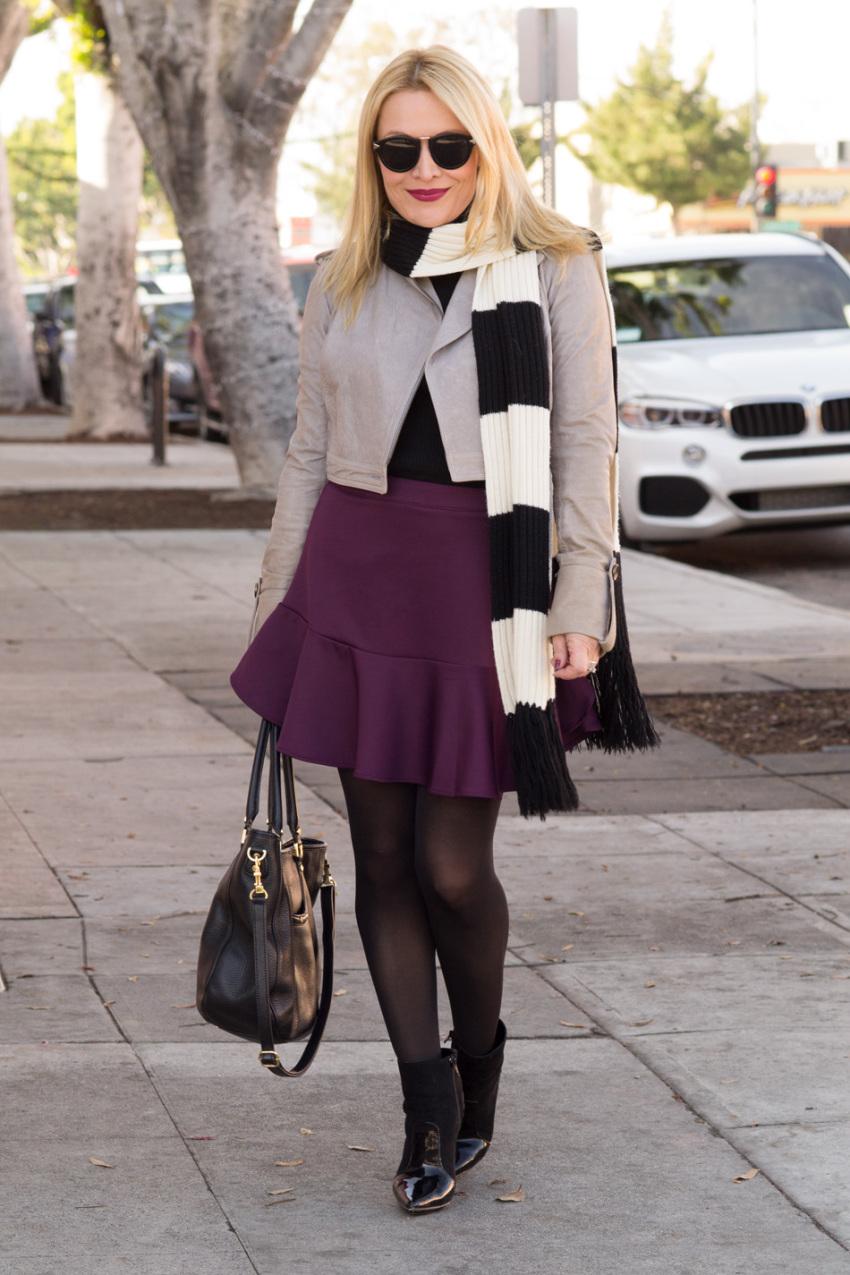 purple skirt 8