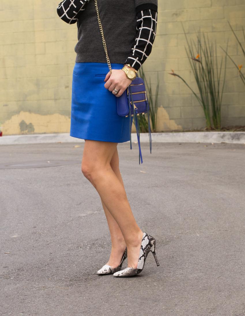 cobalt skirt 3