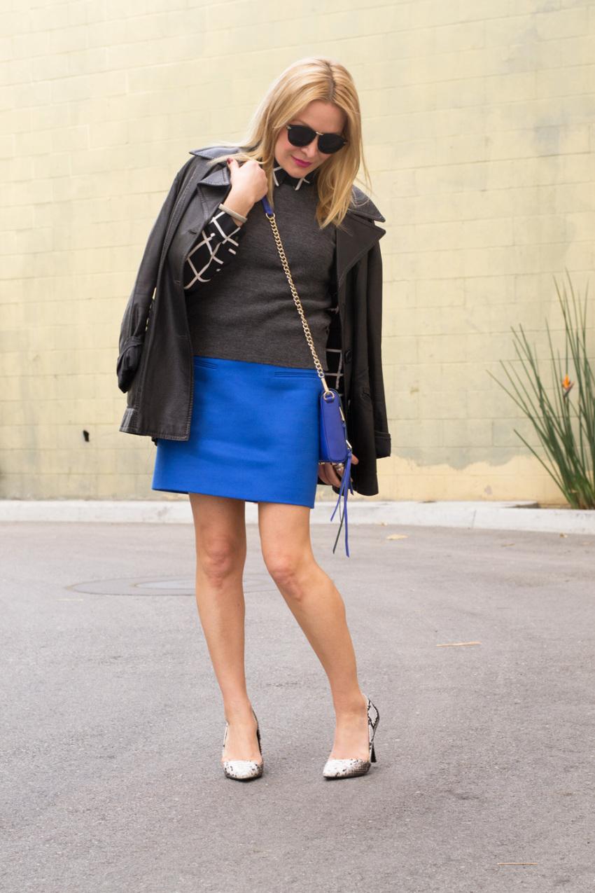 cobalt skirt 5
