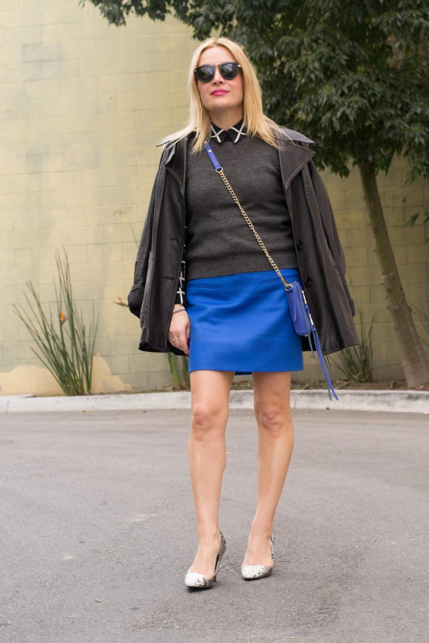 cobalt skirt 8