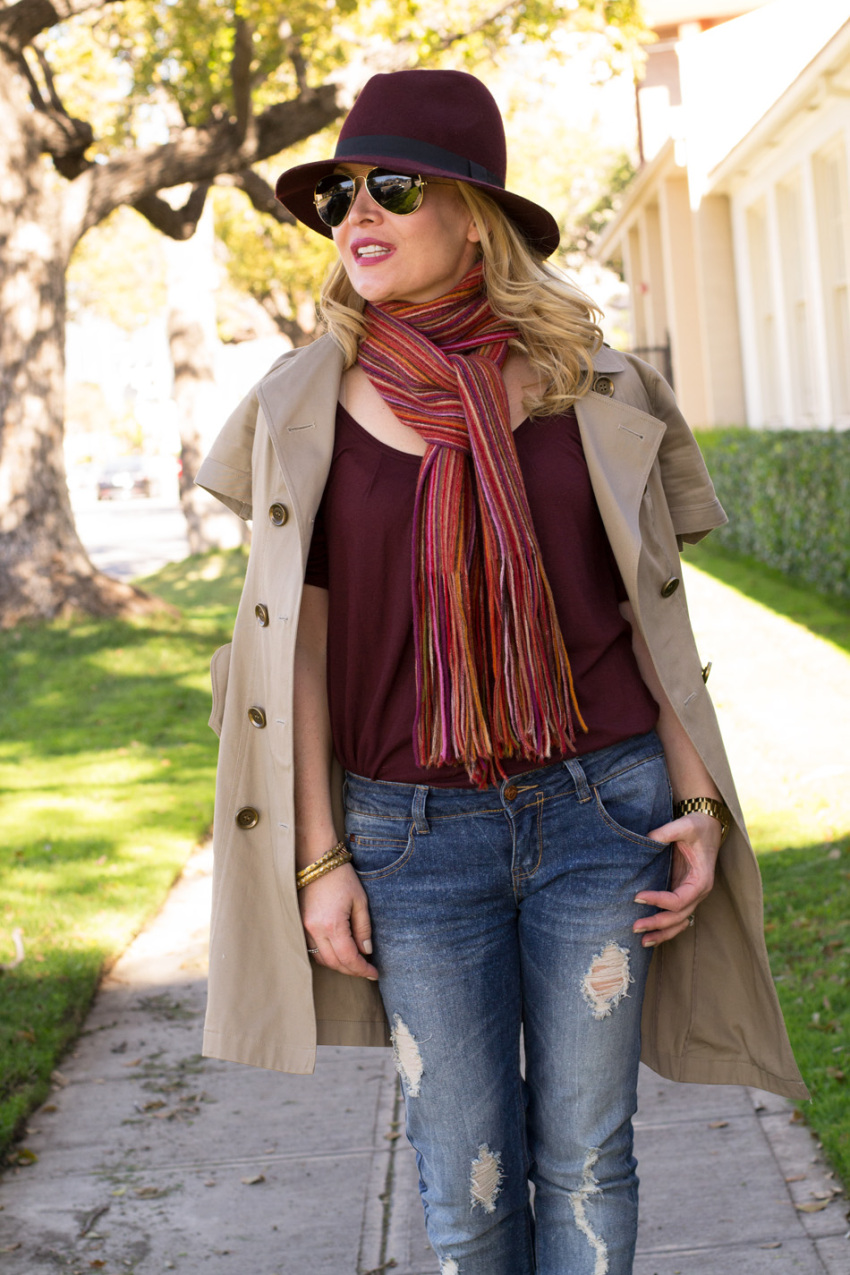 trench jeans 2