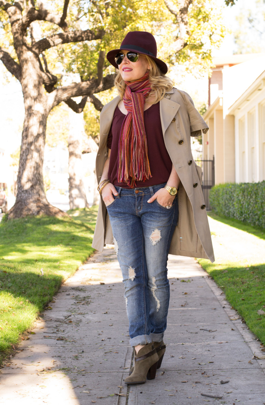 trench jeans 3