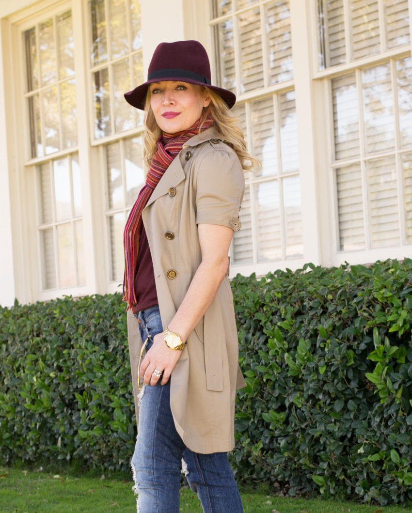 trench jeans 4