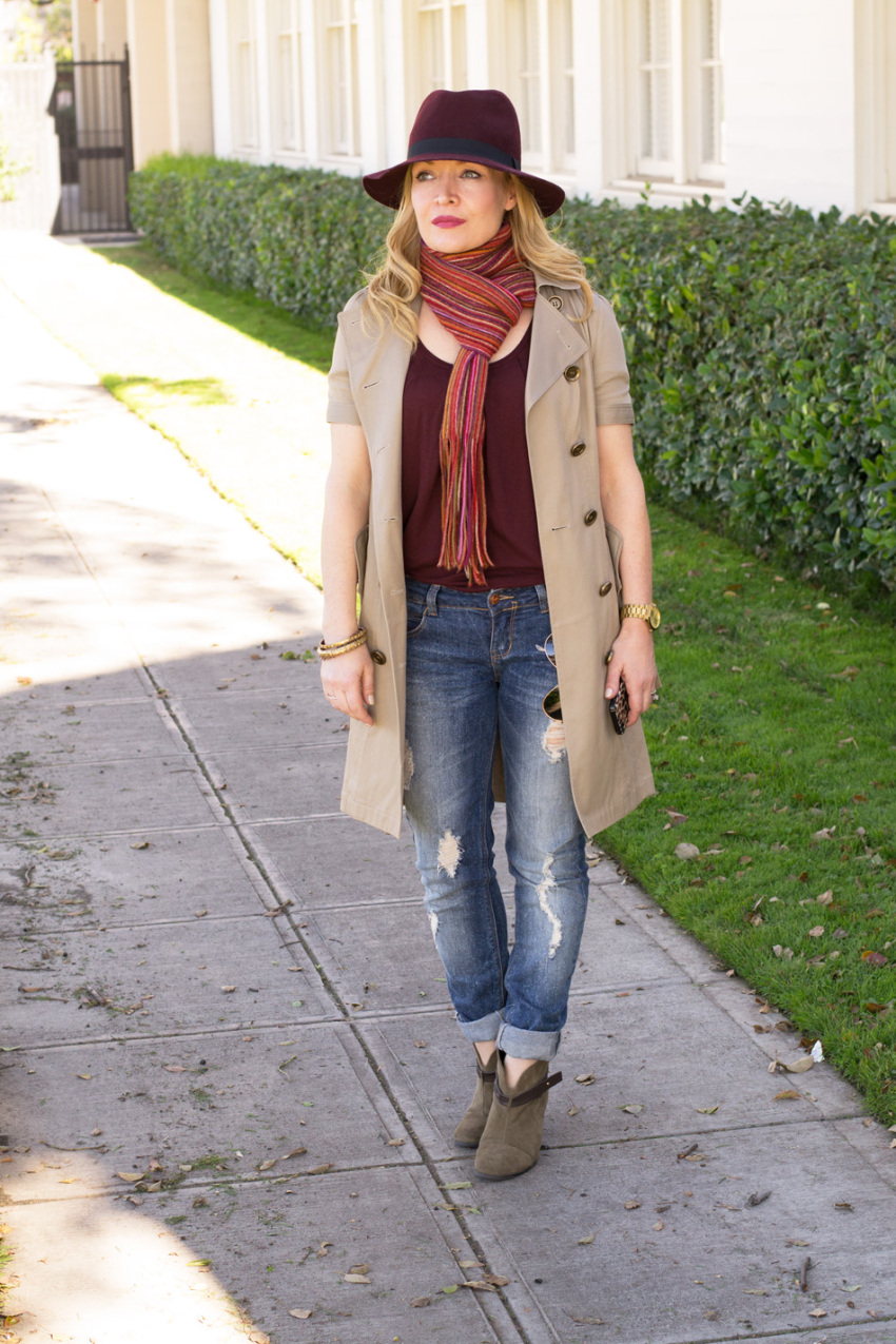 trench jeans 5