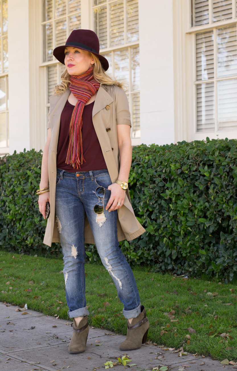 trench jeans 6