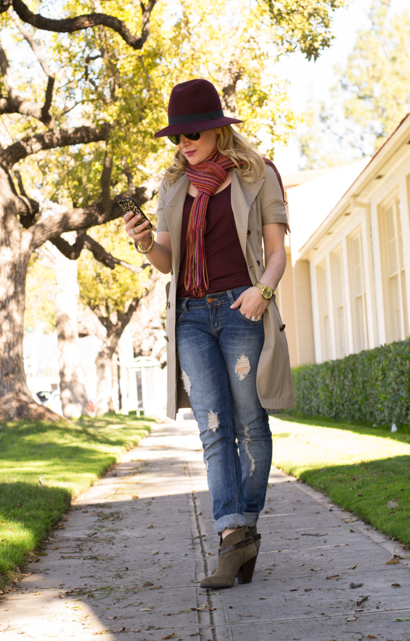 trench jeans 7
