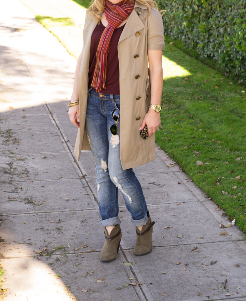 trench jeans 8