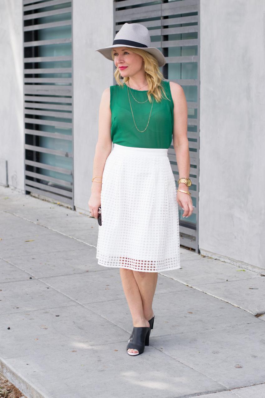 green white 5
