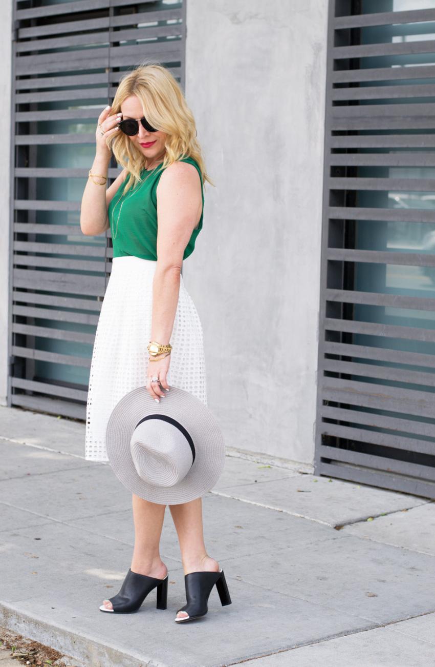 green white 7