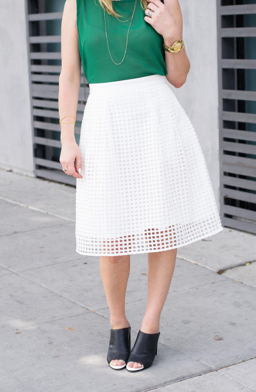 green white 8