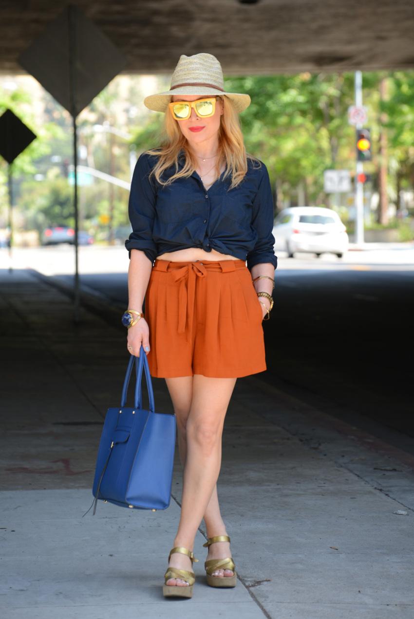 orange blue 7