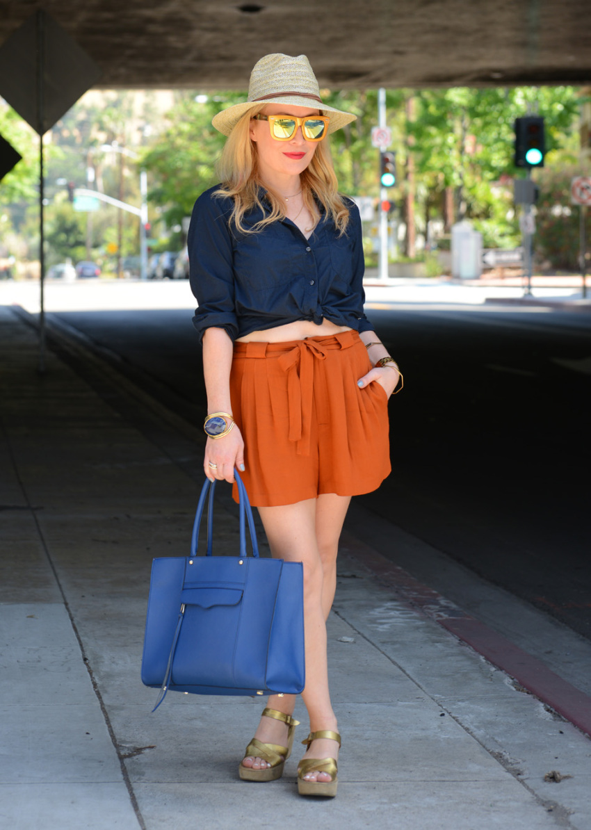orange blue 8