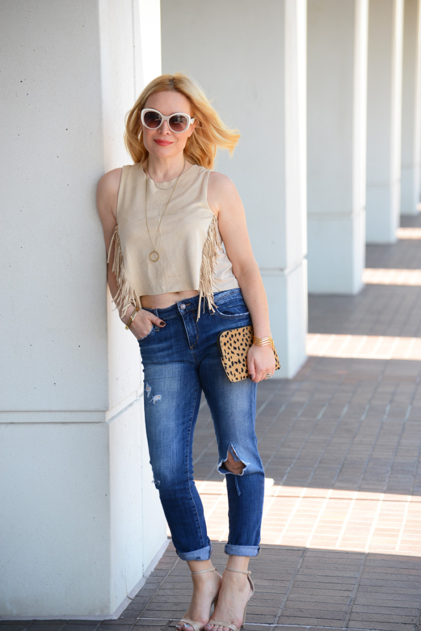 fringe denim 2