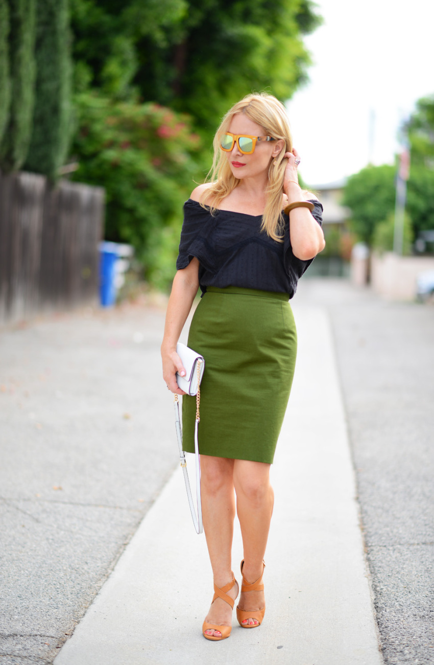 green skirt 5