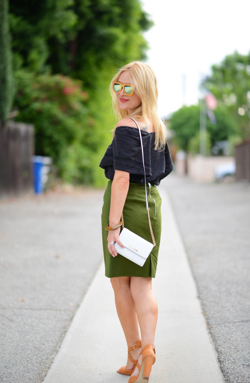 green skirt 7