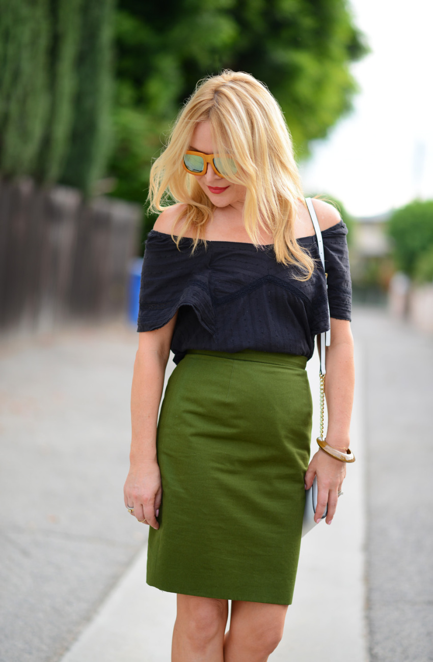 green skirt 8