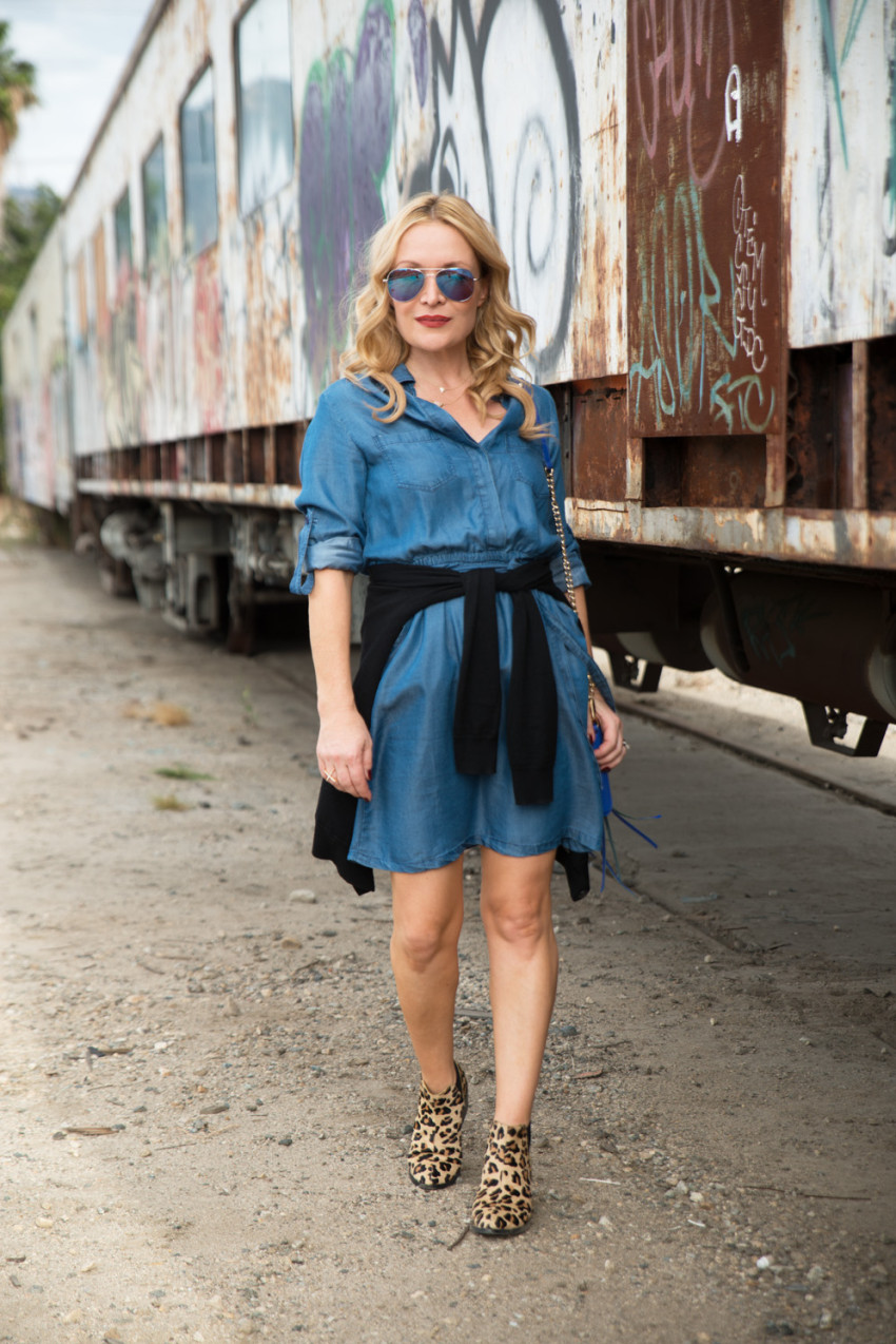 denim dress 5
