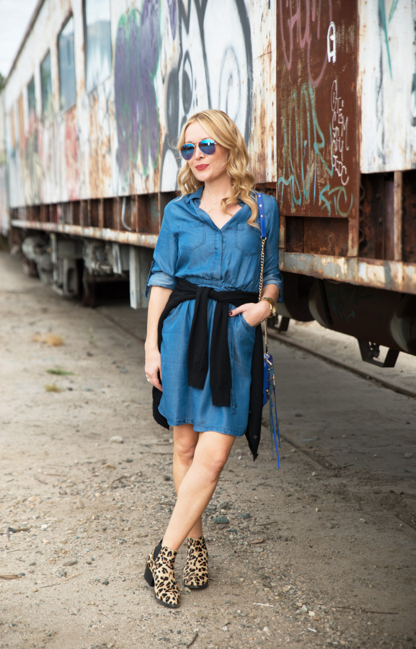 denim dress 6
