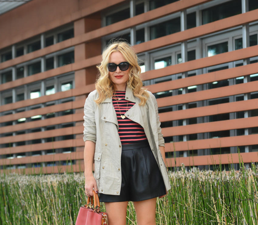 stripes & trench 2