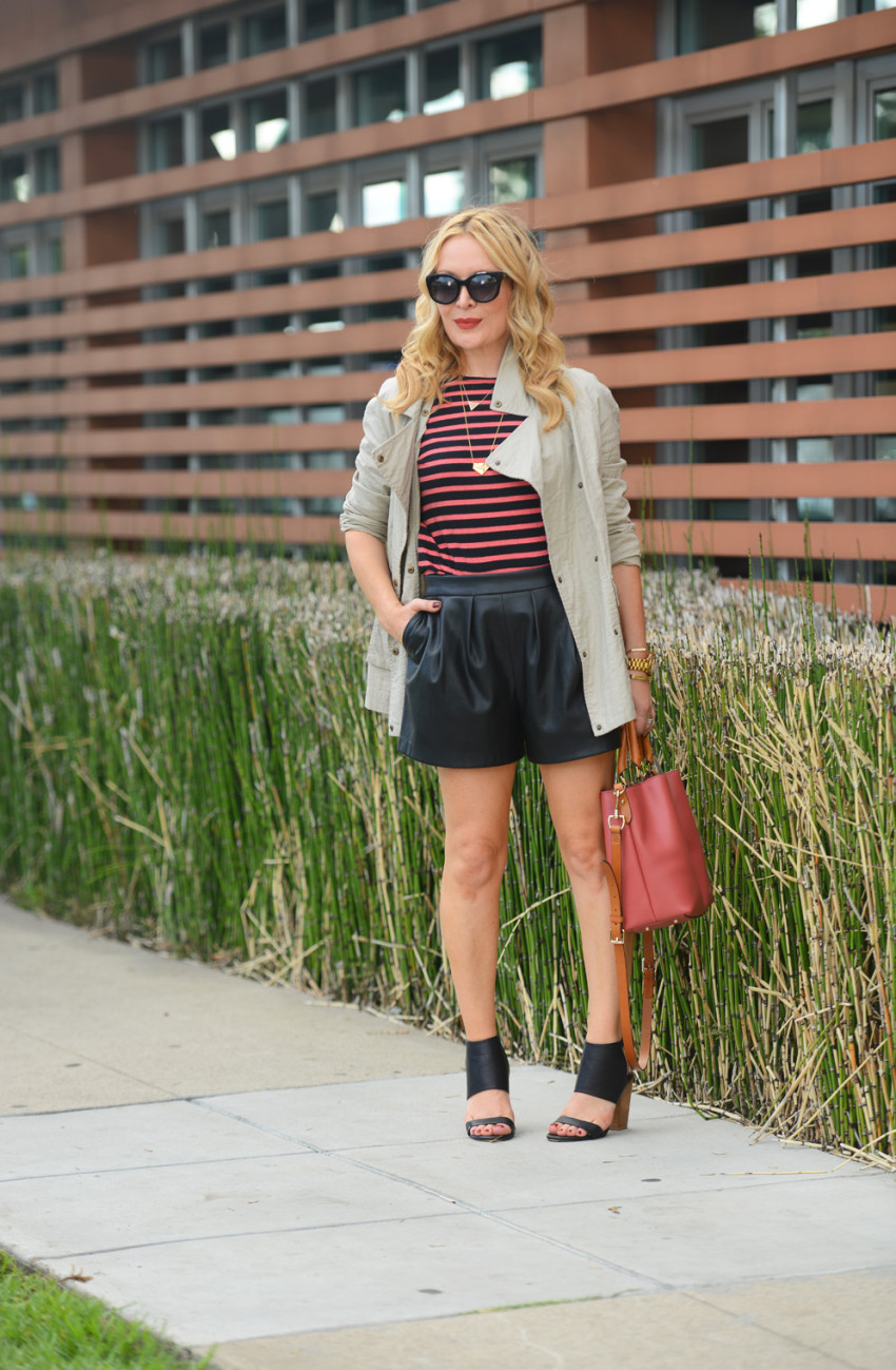 stripes & trench 3