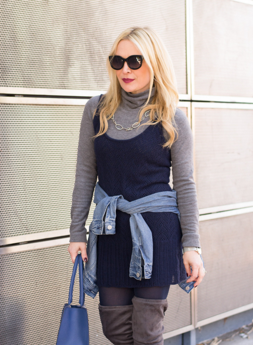 knit dress 5