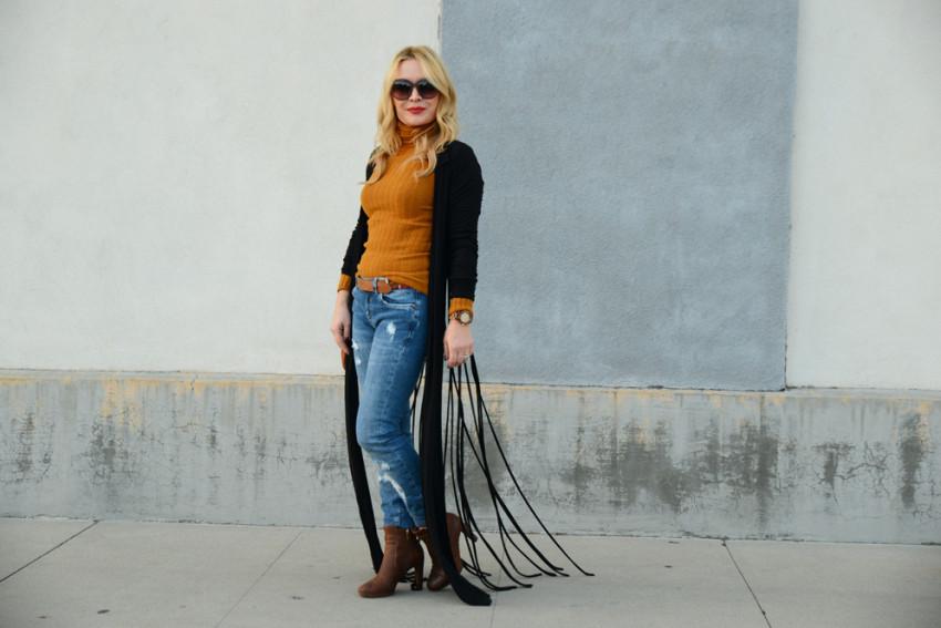 mustard sweater 4