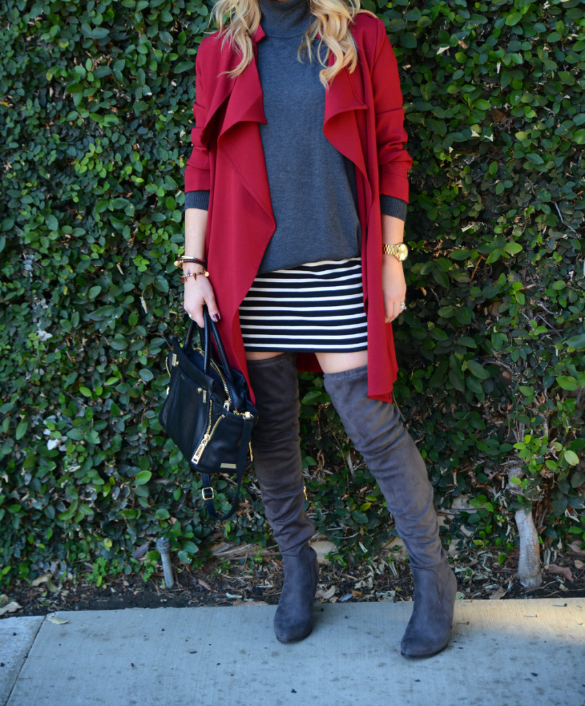 red trench coat 8