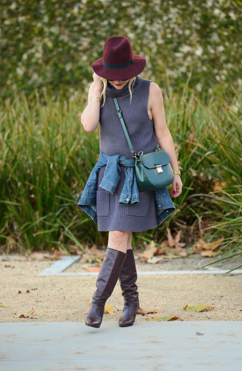 knit dress 2